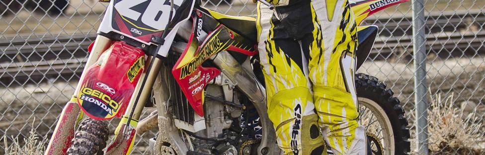 Indoor Motorcross at the Golden Spike